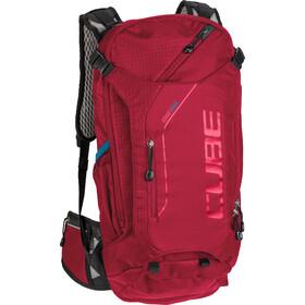 Cube Edge Trail Mochila 16L, rojo